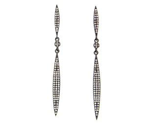 Dilamani Diamond Spear Earrings DL1