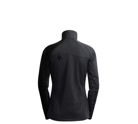 BLACK DIAMOND BLACK DIAMOND FLOW STATE WINDSTOPPER JACKET WOMEN'S