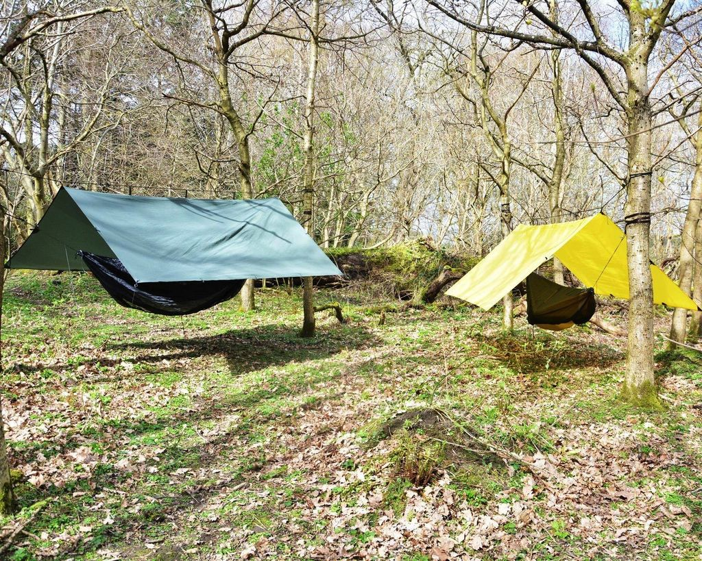 DD HAMMOCKS DD HAMMOCKS SUPERLIGHT TARP 3M x 3M