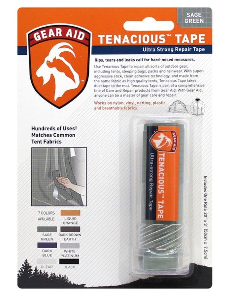 McNett McNett Gear Aid Tenacious Tape CLEAR