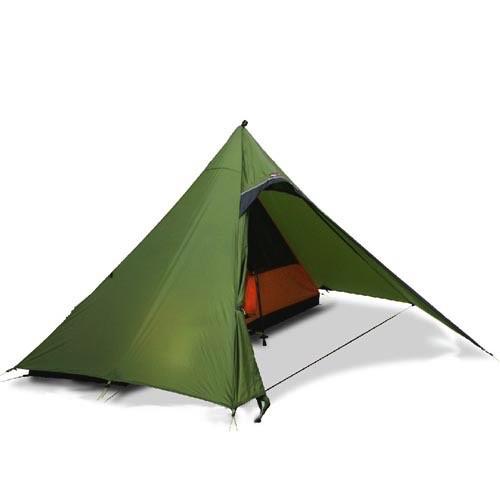 LUXE LUXE SIL HEXAPEAK Includes 1P Inner tent
