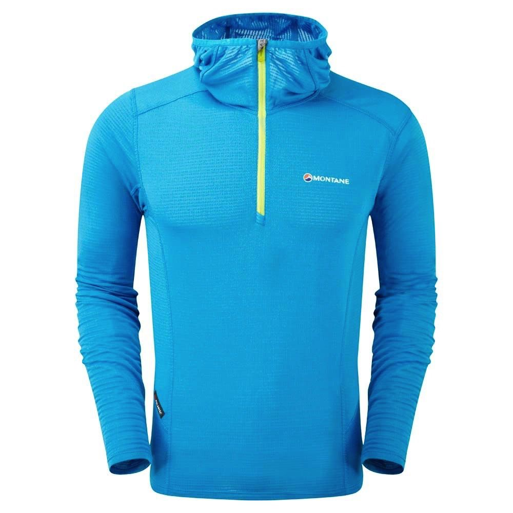 Montane MONTANE PULLOVER ALLEZ MICRO HOODIE
