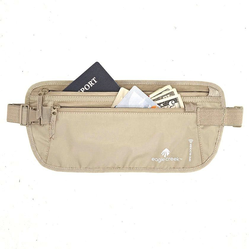EAGLE CREEK EAGLE CREEK RFID Blocker Money Belt DLX