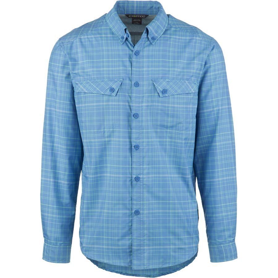 EXOFFICIO EXOFFICIO MINIMO PISCO PLAID L/S MEN'S