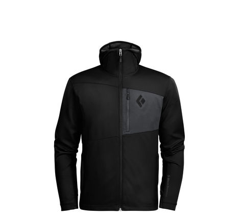 BLACK DIAMOND BLACK DIAMOND FLOW STATE WINDSTOPPER HOODY