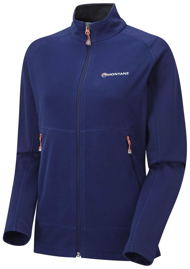 Montane MONTANE NUVUK FLEECE JACKET WOMEN'S