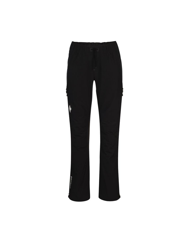 BLACK DIAMOND BLACK DIAMOND LIQUID POINT GORE-TEX PANTS WOMEN'S