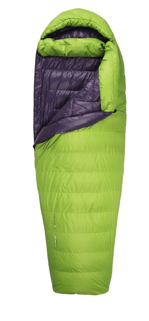 SEA TO SUMMIT SEA TO SUMMIT LATITUDE II WOMENS SLEEPING BAG REGULAR