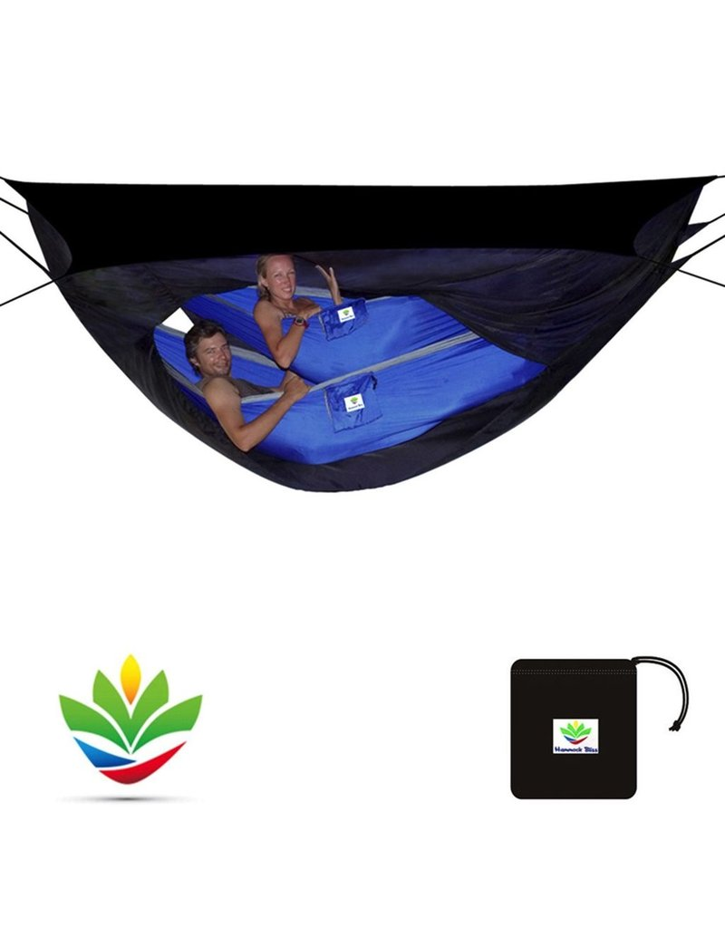 HAMMOCK BLISS HAMMOCK BLISS SKY TENT 2 - ALL BLACK