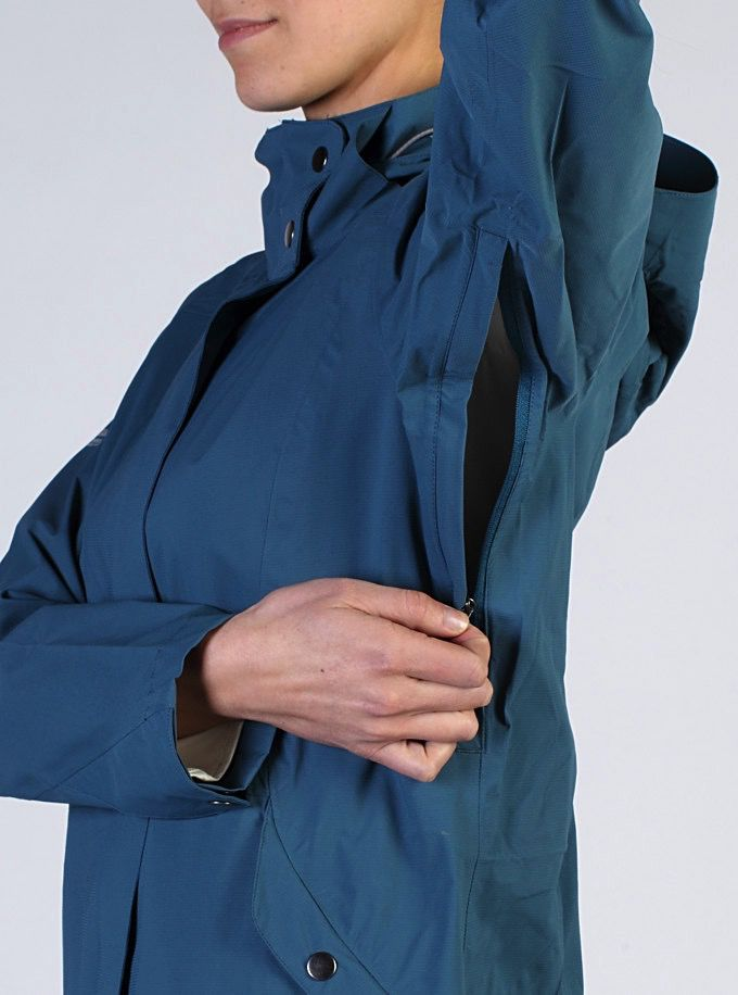 EXOFFICIO EXOFFICIO RAIN LOGIC TRENCH COAT