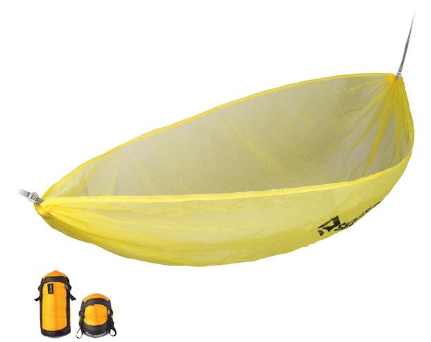 SEA TO SUMMIT SEA TO SUMMIT HAMMOCK ULTRALIGHT YELLOW SINGLE