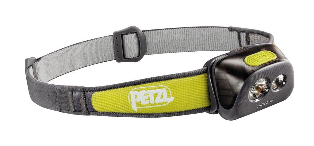 PETZL PETZL - TIKKA PLUS HEADLAMP