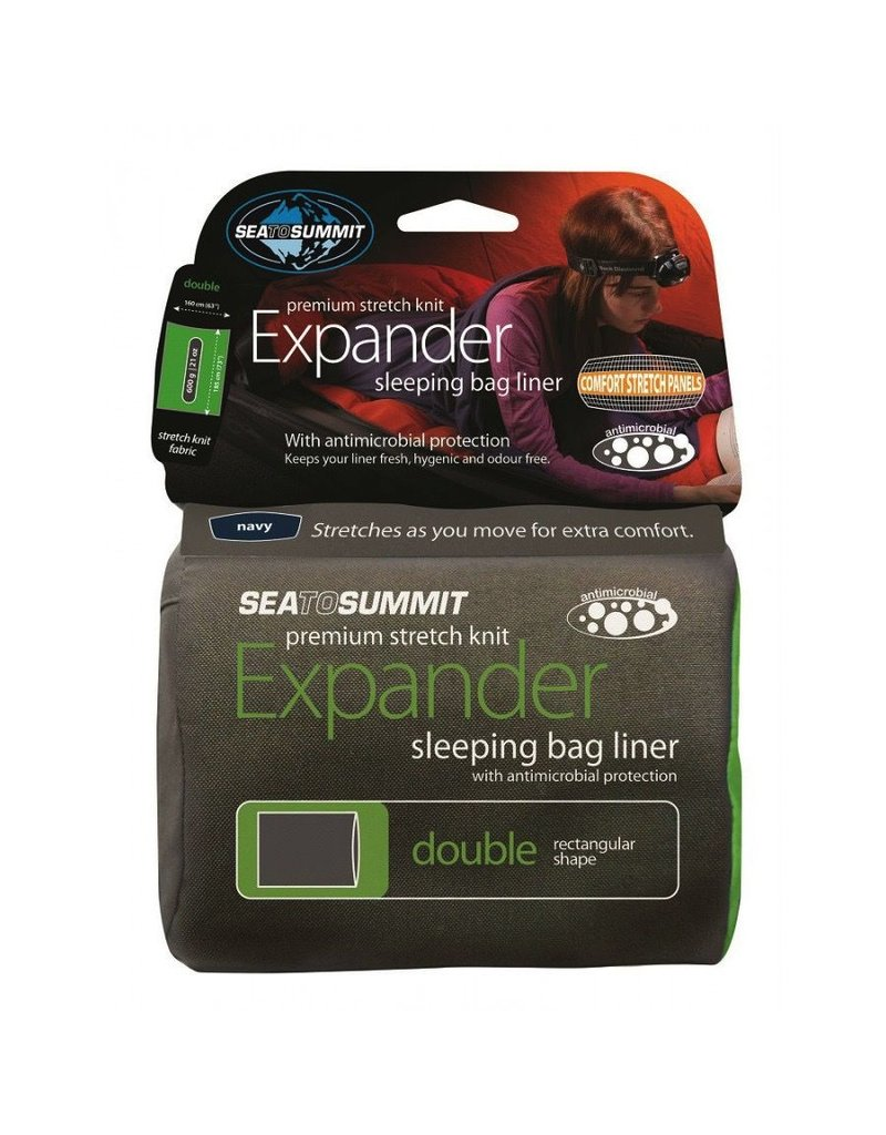 SEA TO SUMMIT SEA TO SUMMIT EXPANDER LINER DOUBLE