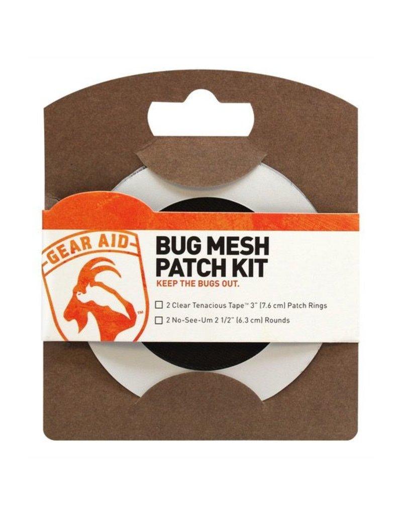 McNett GEAR AID BUG MESH REPAIR KIT - 2 PATCHES