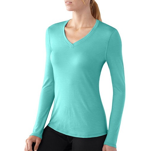 Smartwool SMARTWOOL WOMEN'S MICRO V-NECK