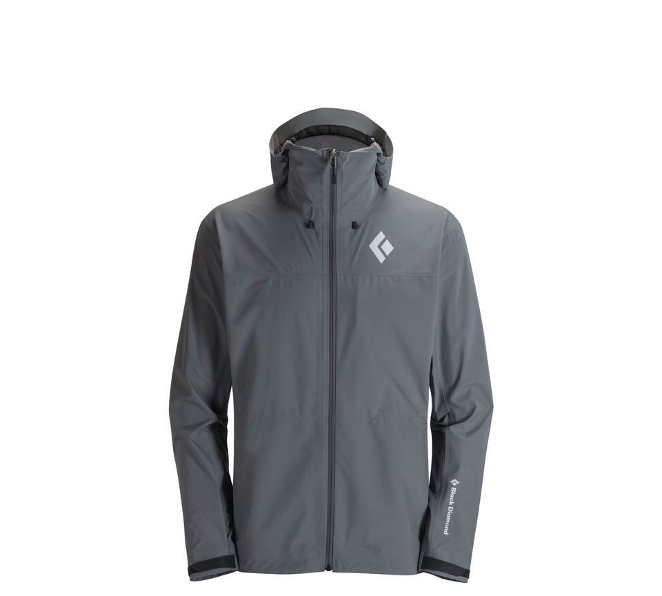 BLACK DIAMOND BLACK DIAMOND  LIQUID POINT GORE-TEX JACKET MEN'S