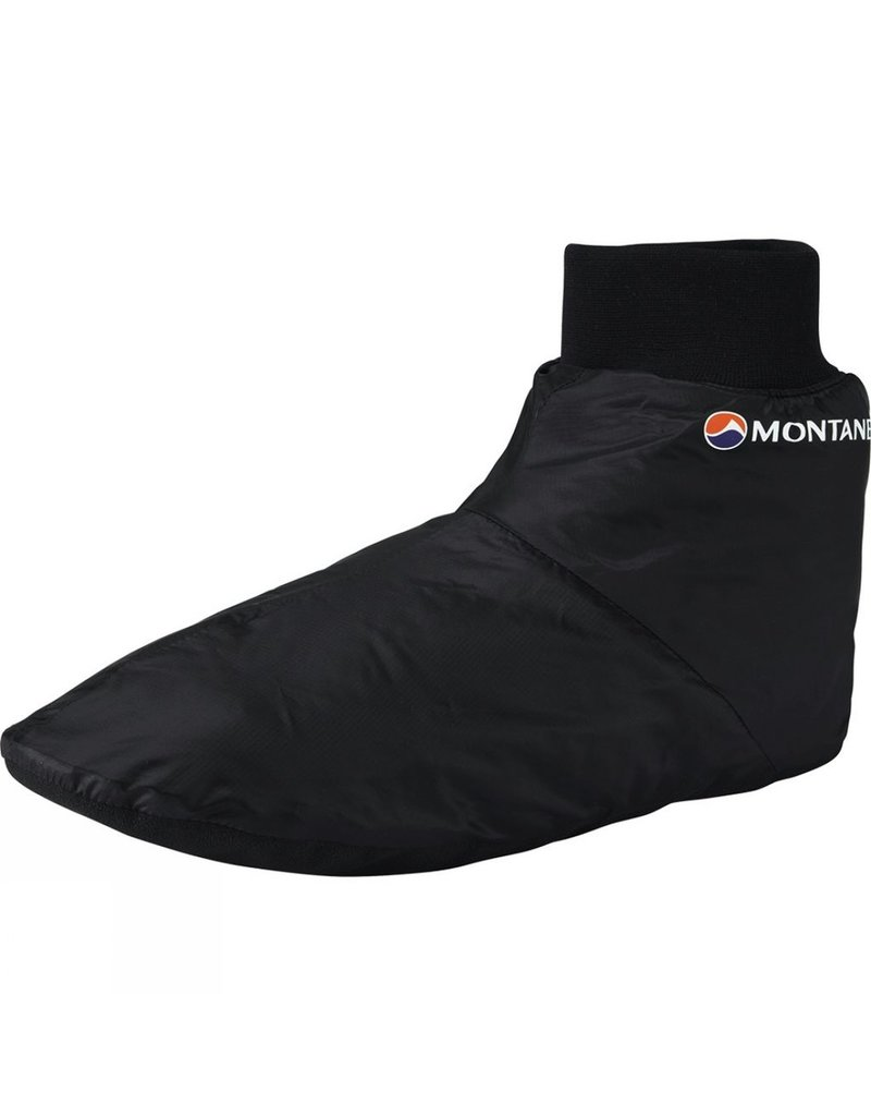 Montane MONTANE FIREBALL PRIMALOFT FOOTIES only 94gm