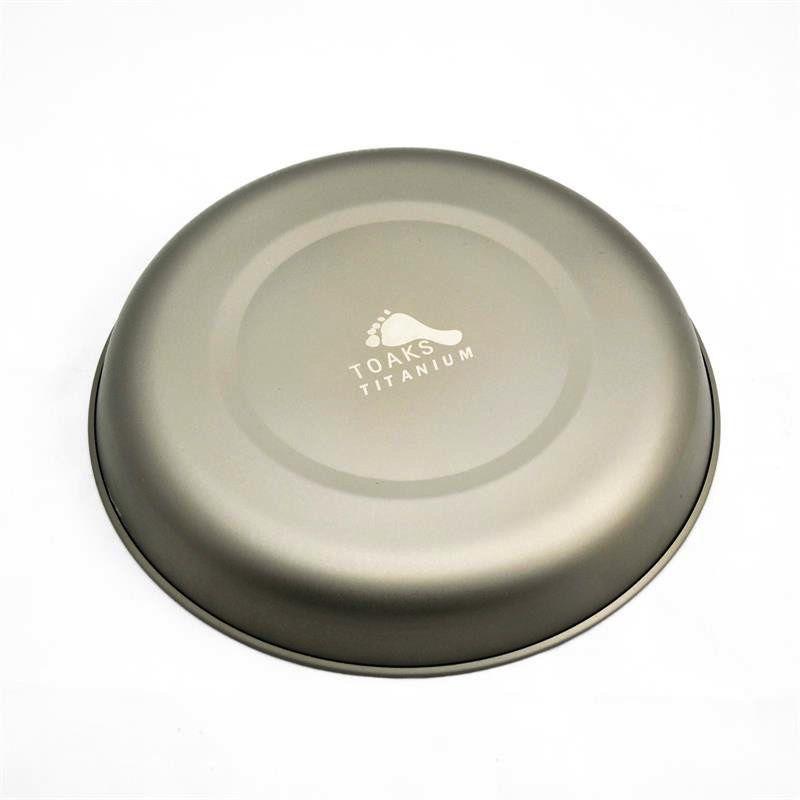 Toaks Titanium TOAKS TITANIUM DINNER PLATE 190MM