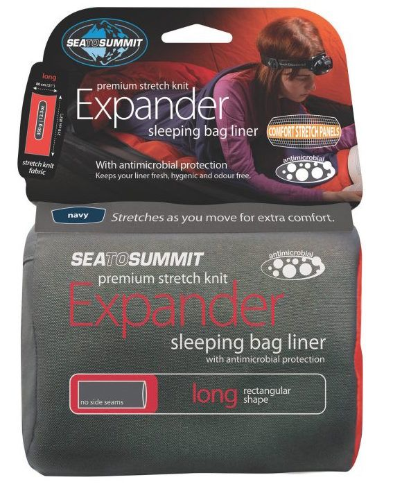 SEA TO SUMMIT SEA TO SUMMIT EXPANDER LINER LONG