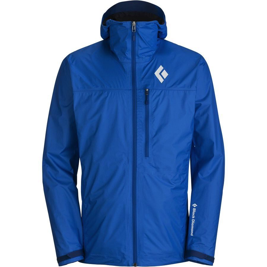 BLACK DIAMOND BLACK DIAMOND MONO POINT GORE-TEX JACKET MEN'S