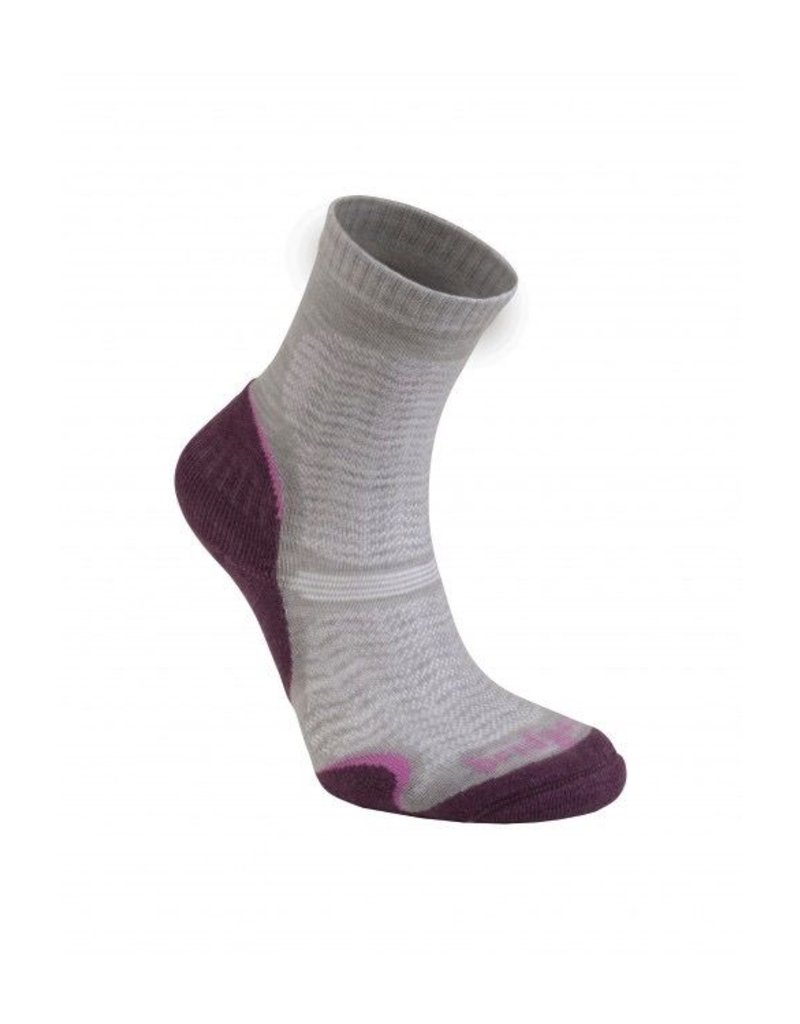 BRIDGEDALE BRIDGEDALE WOOL FUSION ULTRA LIGHT SOCKS WOMEN'S