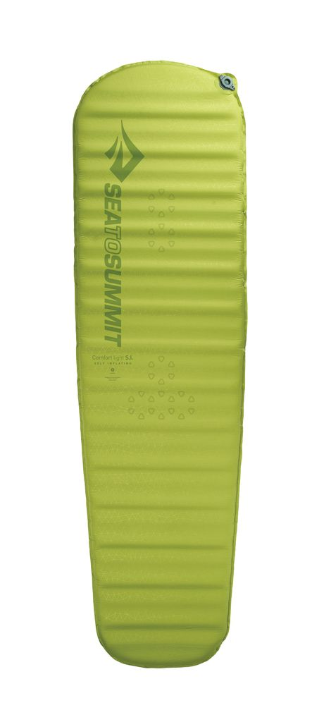 SEA TO SUMMIT SEA TO SUMMIT COMFORT LIGHT SELF INFLATING MAT REG