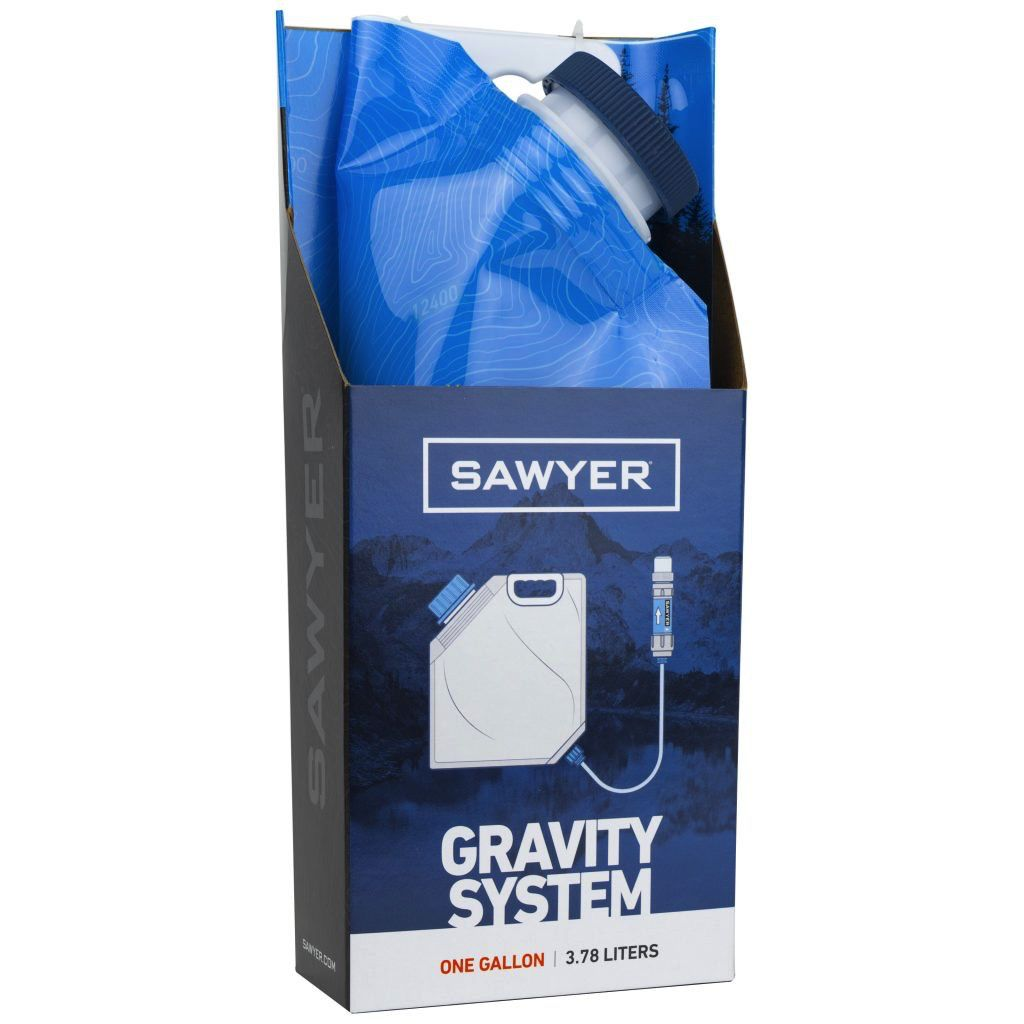 SAWYER SAWYER® ONE GALLON GRAVITY SYSTEM