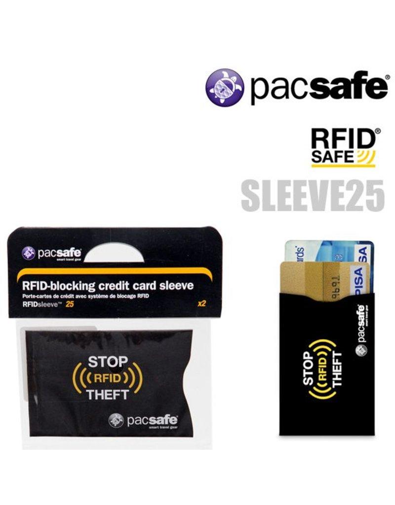 PACSAFE PACSAFE RFIDSLEEVE 25