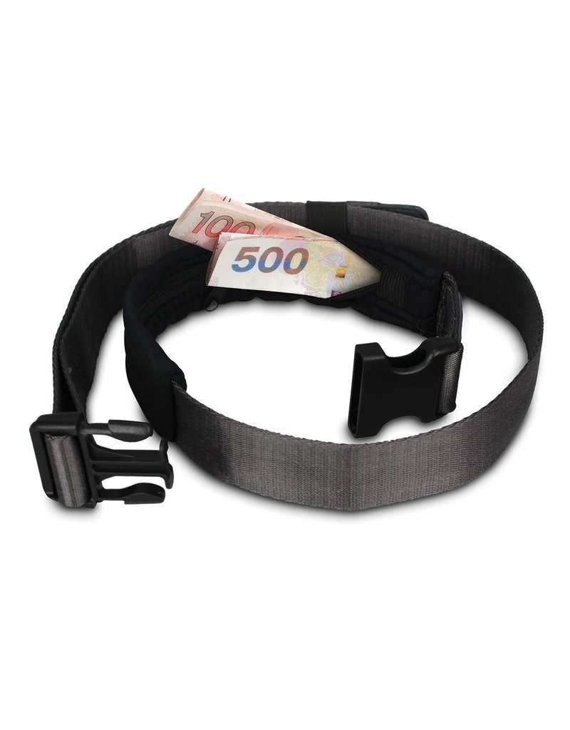 PACSAFE PACSAFE CASHSAFE 25 BELT,  BLACK