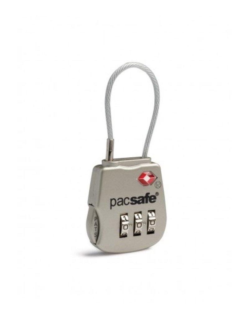 PACSAFE PACSAFE PROSAFE 800 COMBINATION PADLOCK CABLE