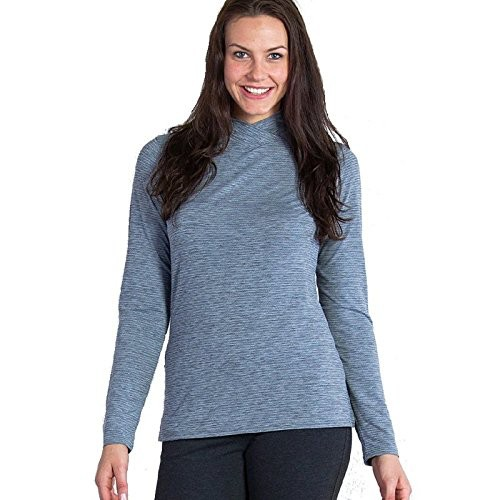 EXOFFICIO EXOFFICIO WANDERLUX TURTLENECK WOMEN'S