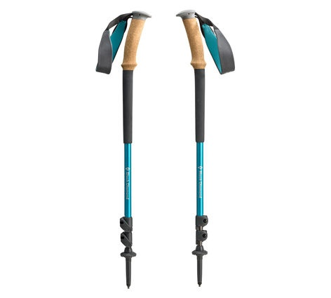 BLACK DIAMOND BLACK DIAMOND WOMEN'S TRAIL ERGO CORK TREKKING POLES
