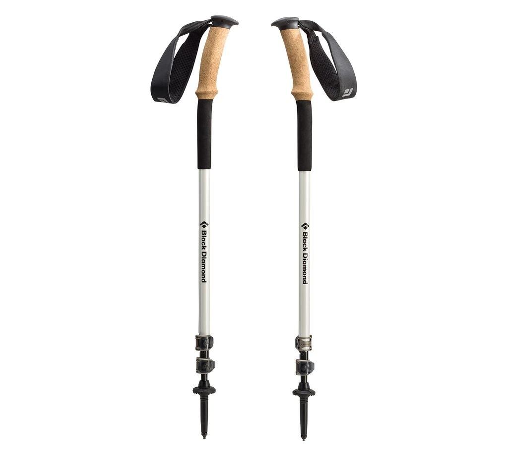 BLACK DIAMOND BLACK DIAMOND ALPINE ERGO CARBON CORK TREKKING POLES