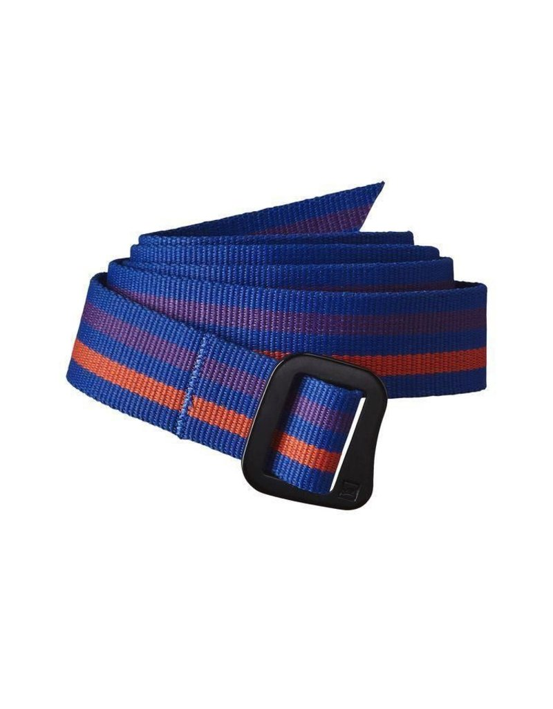 PATAGONIA PATAGONIA FRICTION BELT STRIPE ANDES BLUE