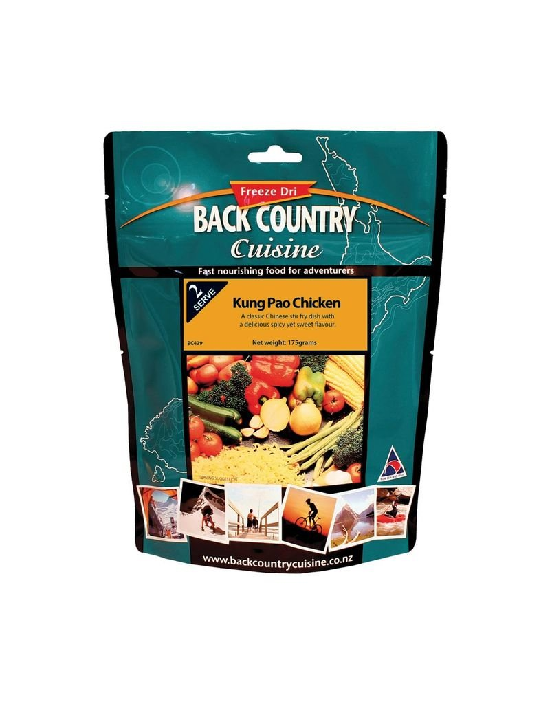 BACKCOUNTRY BACKCOUNTRY KUNG PAO CHICKEN DBLB