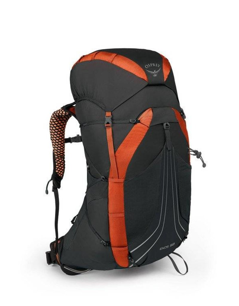 OSPREY OSPREY EXOS 58 NEW 2018 MODEL