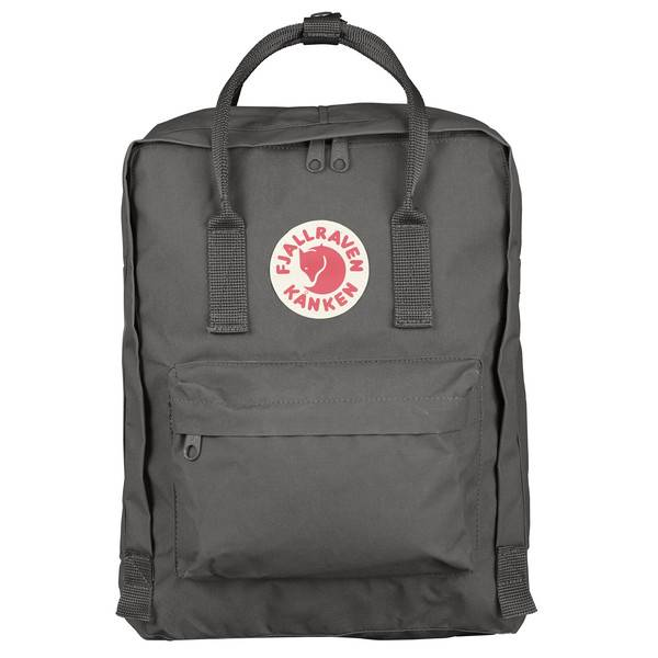 FJALLRAVEN FJALLRAVEN KANKEN PACK SUPER GREY