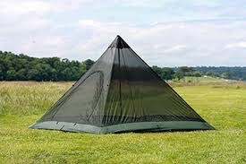 DD HAMMOCKS DD HAMMOCKS SUPERLIGHT PYRAMID MESH TENT
