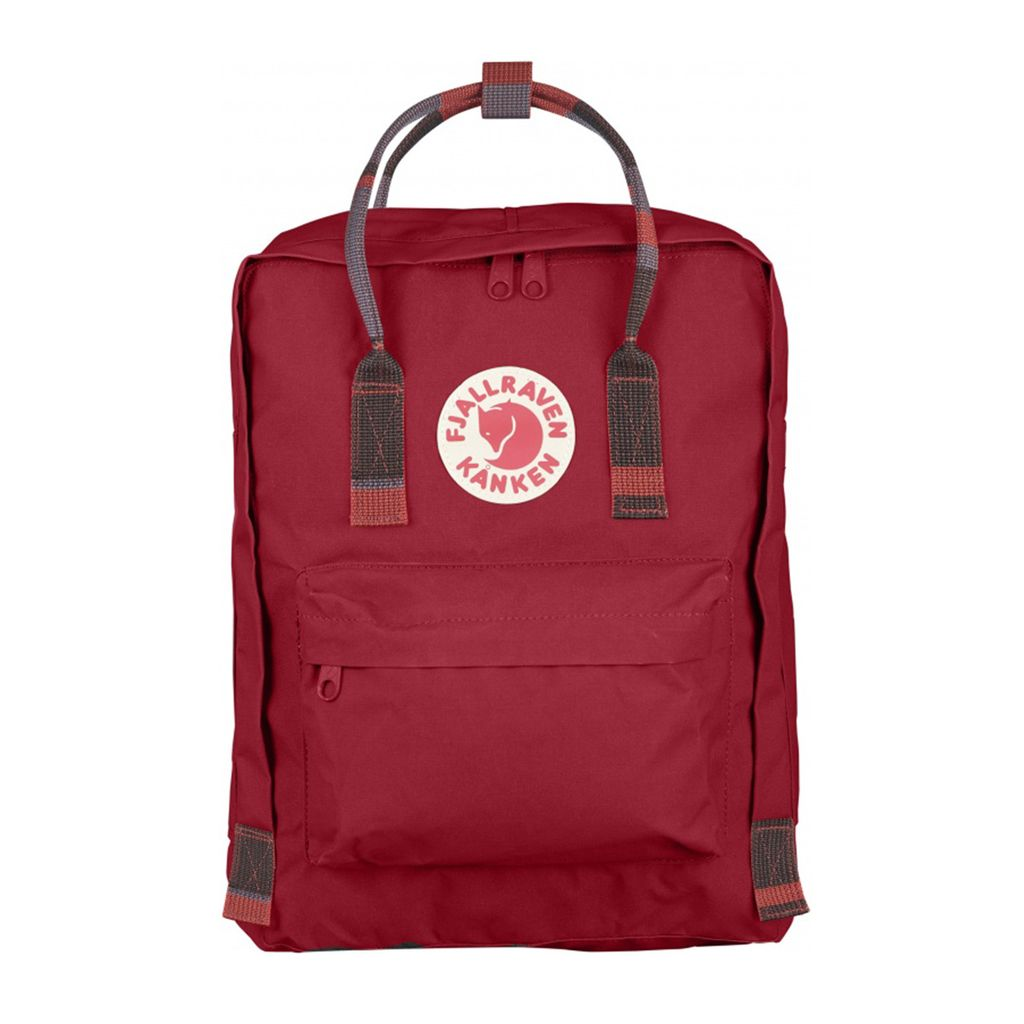 FJALLRAVEN FJALLRAVEN KANKEN PACK DEEP RED - RANDOM BLOCKED