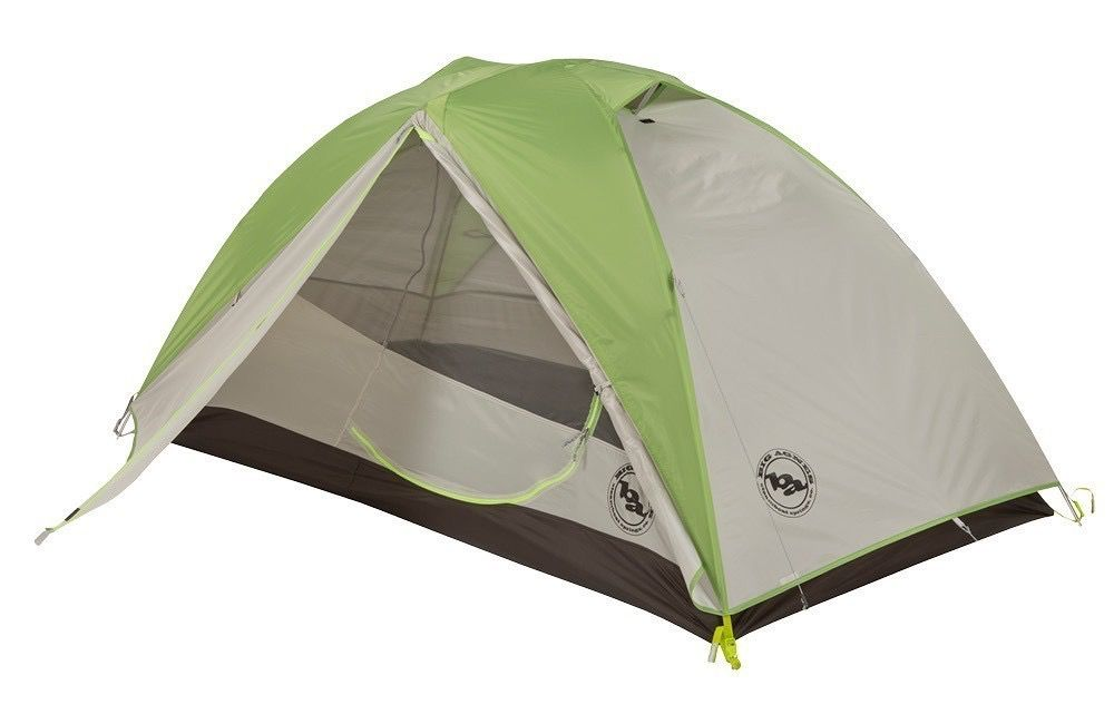 BIG AGNES BIG AGNES BLACKTAIL 2 PERSON LIGHTWEIGHT TENT WITH FREE FOOTPRINT INC