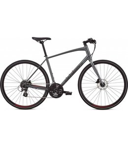 Specialized Specialized 18 Sirrus Disc Charcoal / Candy Red / Black  M