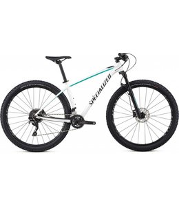 Specialized Specialized 18 Rockhopper Pro Wmns 29 MetWhtSil/AcidMnt/Blk S Demo