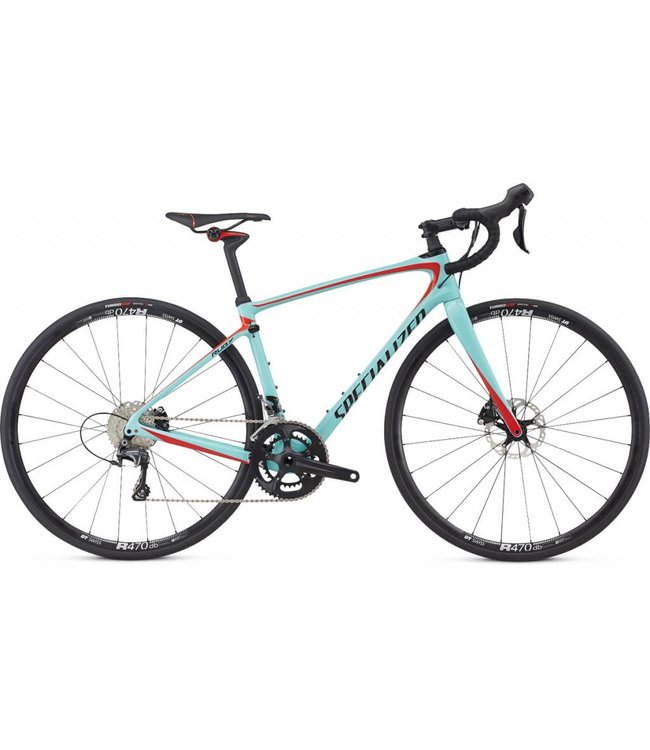 Specialized Specialized 17  Ruby Comp   LtTur/NorRd/Blk 48