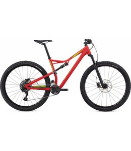 Specialized Specialized 17 Camber Comp 29 Flo Red Hyper Green Medium