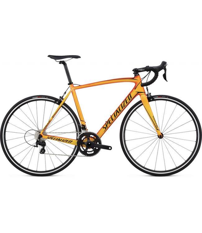 Specialized Specialized 17  Tarmac Sport MxOrg//BrtYel/Blk 52 DEMO