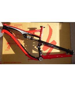 "Specialized Specialized W Frame Camber FSR Pro 26"" Red/Blk XL"