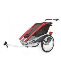 Thule Thule Chariot Cougar1 Red