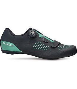 Specialized Specialized Torch 2.0 Road Shoe Womens Black/Acid Mint 43