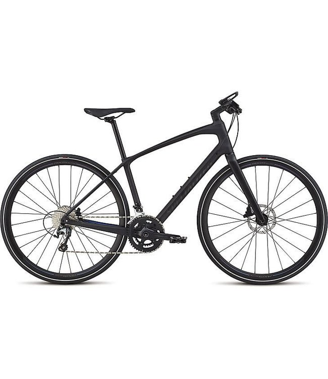 Specialized Specialized 18 Sirrus Elite Womens Carbon Black / Carb Large