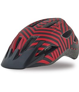 Specialized Specialized Helmet Shuffle Red/Blk Razzle Youth